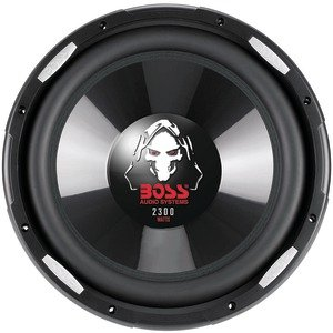 "New Boss Audio Phantom P126Dvc 12"" 2300W Car Power Subwoofer Dvc Power Sub 4 Ohm"