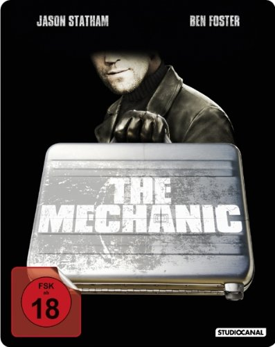 The Mechanic - Steelbook [Blu-ray]