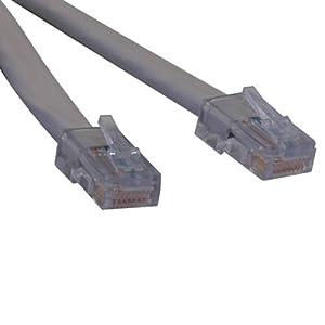NEW Tripp Lite Cat6 RJ45 M//M 5Ft Orange Snagless Patch Cable N201-005-0R