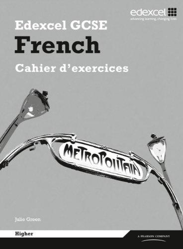 Edexcel GCSE French Higher Workbook Pack of 8