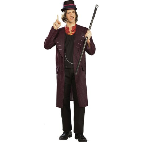 Willy Wonka Costume - Standard - Chest Size 40-44