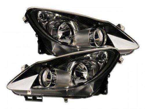 Spare Parts Headlight Set Opel Corsa D Yr. 06-