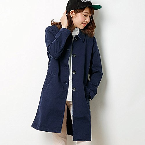 179/WG(179 WG) ステンカラーコート【ブルー/38】