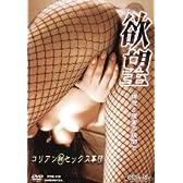 コリアン秘セックス事情 欲望 理想と現実の狭間で [DVD]