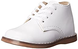 FootMates Unisex Todd 3 (Infant/Toddler) White Oxford 6 Toddler M/W