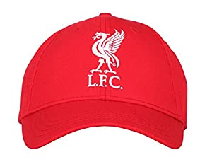 Liverpool Red Cap Kids Official Football Merchandise by swagwear by swagwear