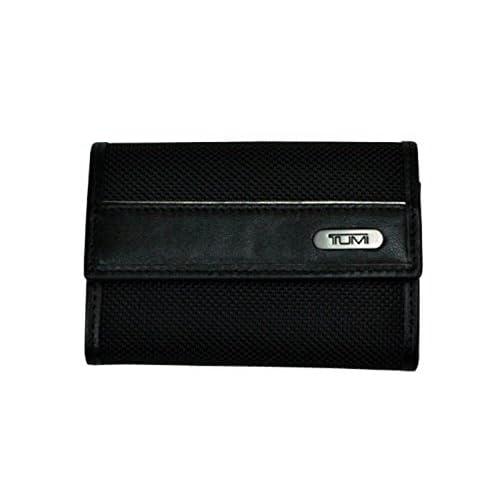 トゥミ TUMI 6連キーケース 96-1510/01 ブラック