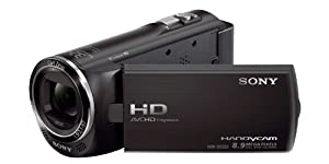 Buy Sony HDR-CX220 B High Definition Handycam Camcorder with 2.7-Inch LCD (Black) by Sony