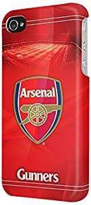 inToro Arsenal FC Hard Case for iPhone 5/5S