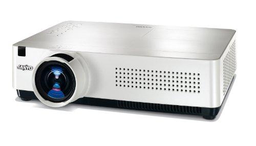 Sanyo PLCWXU300 2500 ANSI Lumens WXGA Widescreen Projector - White