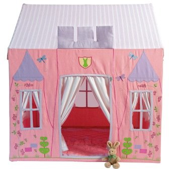 Win Green - Prinzessin - Zelt - Klein - Tent - Small Princess Castle