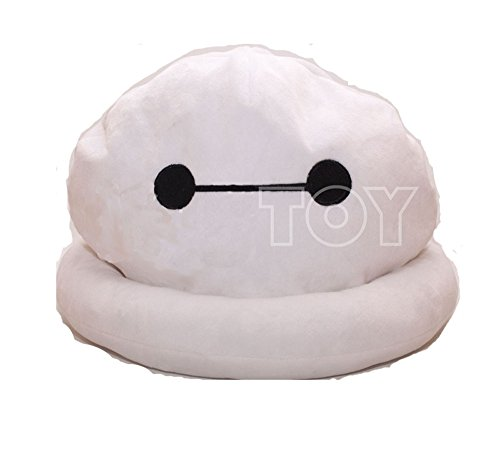 Big Hero 6 Baymax Cosplay Costume Warm Hat Cap for Kids or Adults