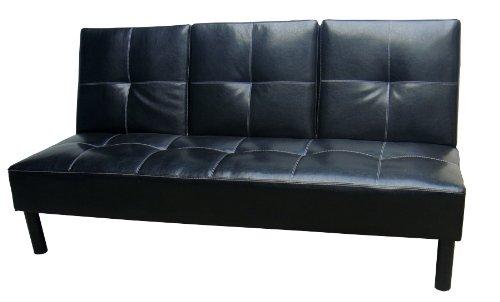 Black Click Clack Sofa 500 x 302