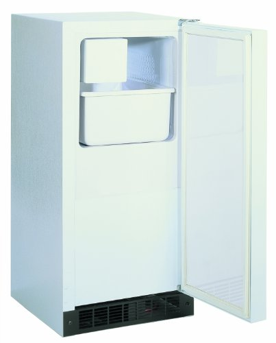 Marvel Scientific 25Cm0112 General Purpose Counter-Top Ice Machine With Right Hinged Door, White front-49021