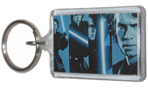 Licenses Products Star Wars Anikan Lucite Keychain - 1
