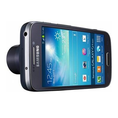SAMSUNG Samsung GALAXY S4 zoom SM-C101 - 3G Black,8GB,海外版 SIMフリー