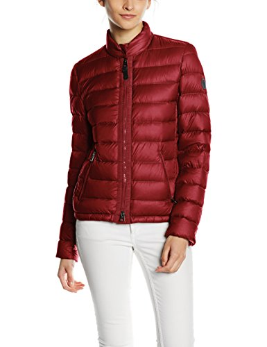Marc O'Polo 607109770181, Giacca Donna, Rosso (red leaf 369), 36