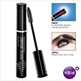 Sonic Boost Vibrating Mascara Black