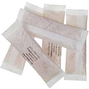 Aquapac Desiccant Sachets, Package of 5 Individual Silica Gel Packs.
