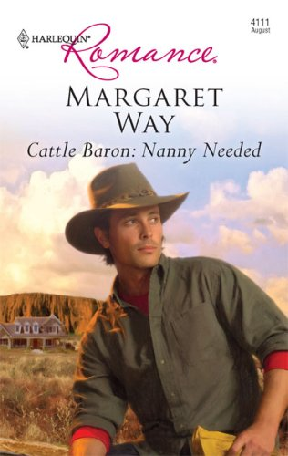 Image for Cattle Baron: Nanny Needed (Harlequin Romance)