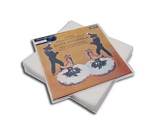 LP Schallplatten Schutzhüllen aus PE Protected (100 Stück)