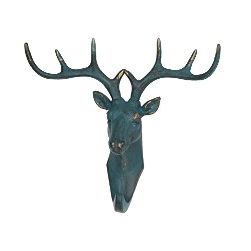 Deer Head Decor Plastic Home Hardware