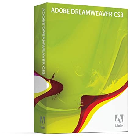 Adobe Dreamweaver CS3 Upgrade [OLD VERSION]