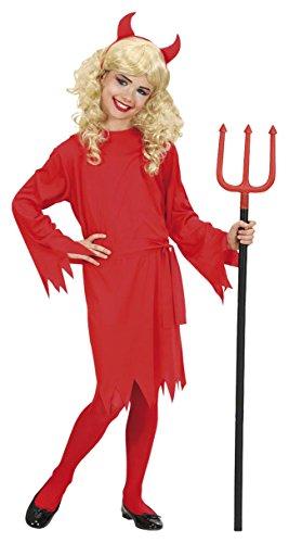 Widmann 02518 - Costume da Diavolessa in Taglia 11/13 Anni