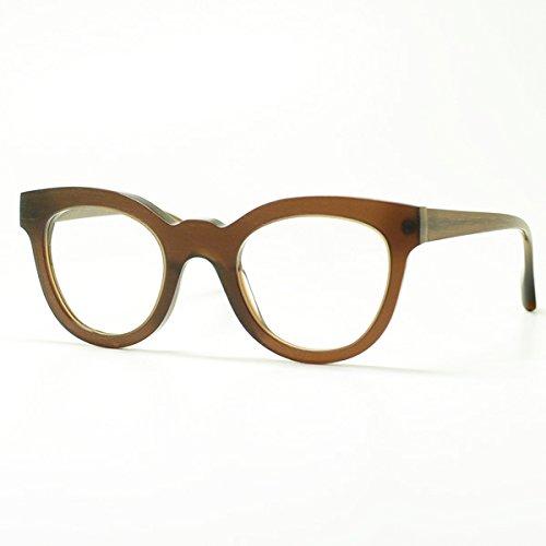 ジャックデュラン【JACQUES DURAND】メガネフレーム【RE】JACQUES DURAND-RE-218 007(ブラッシュドブラウン/デモレンズ)(サングラス)(度付)(アイウェア)(オシャレ)(カワイイ)(眼鏡)(ストリート)(モデル)(雑誌)(モデル)