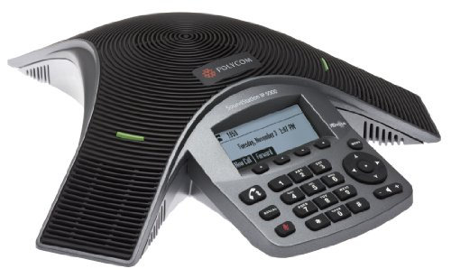 Polycom IP5000 SIP IP Conference Phone Unit (No PSU)
