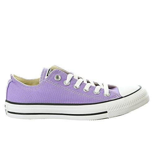Converse Unisex Mens Chuck Taylor All Star Ox Fashion Sneaker Shoe, Frozen Lilac, 7.5