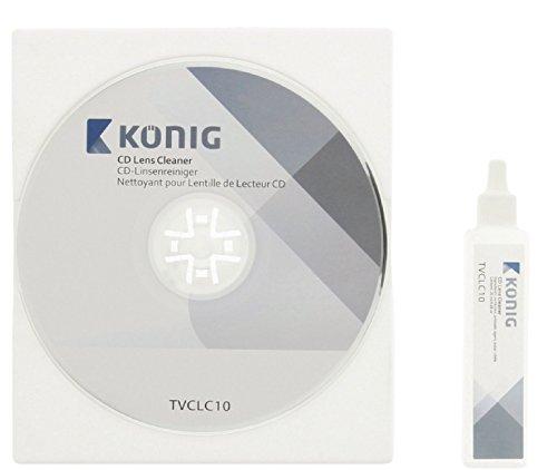 konig-tvclc10-cd-linsenreiniger-mit-20-ml-reinigungsflussigkeit