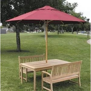 Patio Umbrella - 9' Commercial Grade Patio Umbrella