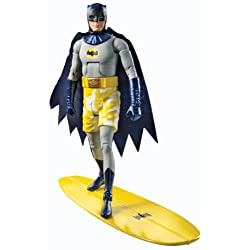 [Best price] Grown-Up Toys - Batman Classic TV Series Surfs Up Batman Collector Action Figure - toys-games