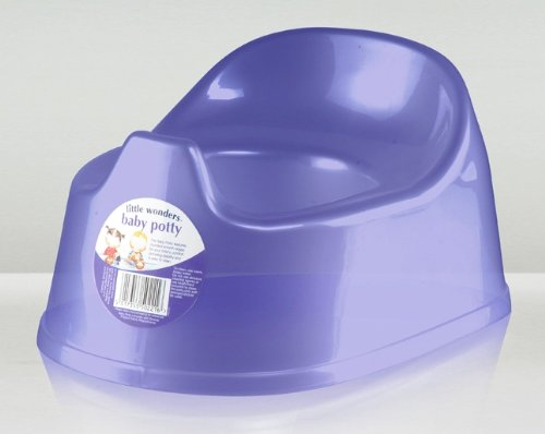 Little Wonders Baby Potty Purple
