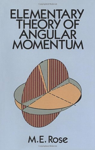 Elementary theory of angular momentum