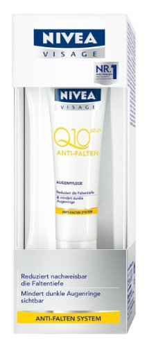 Nivea Visage Q10 Augenpflege, 15ml