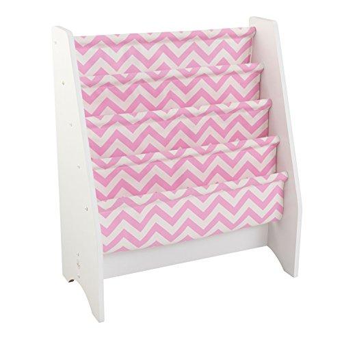 KidKraft Bookcase, Pink JungleDealsBlog.com