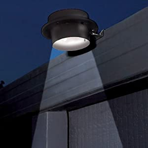 AcenX Solar fence light by AcenX