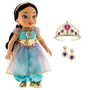 Amazon.com: Disney Princess Little Jasmine Toddler Doll: Toys & Games