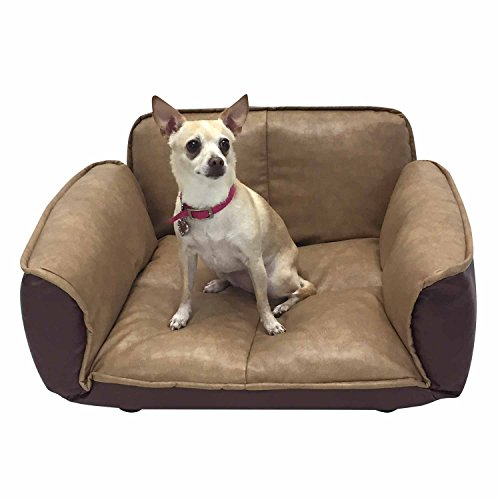 Spiffy Pet Products Faux Leather Dog Bed Ideas