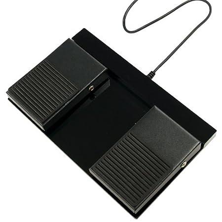 Scythe USB_2FS-2 USB Foot Switch II 2 Pédale