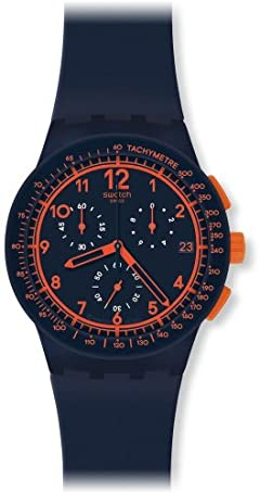 Chrono Plastic Rebirth Blue SUSN401