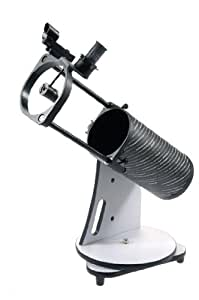 Skywatcher Heritage-130P (130mm (5,1 Zoll), f/650) FlexTube Dobson Teleskop schwarz