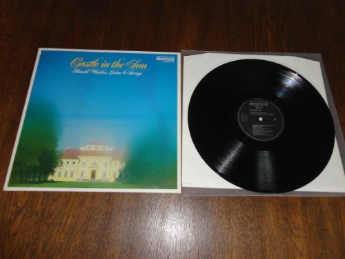 castle in the sun LP by HARALD WINKLER