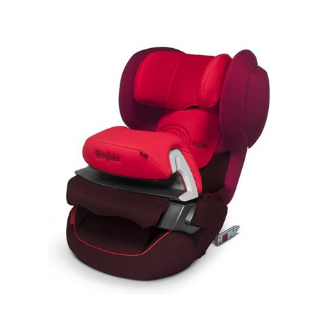 Cybex Juno Fix Poppy Red model 2013 (best tested front facing car seat group 1)