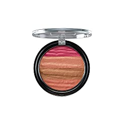 Lakme Absolute Illuminating Blush, Shimmer Brick in Pink, 10g