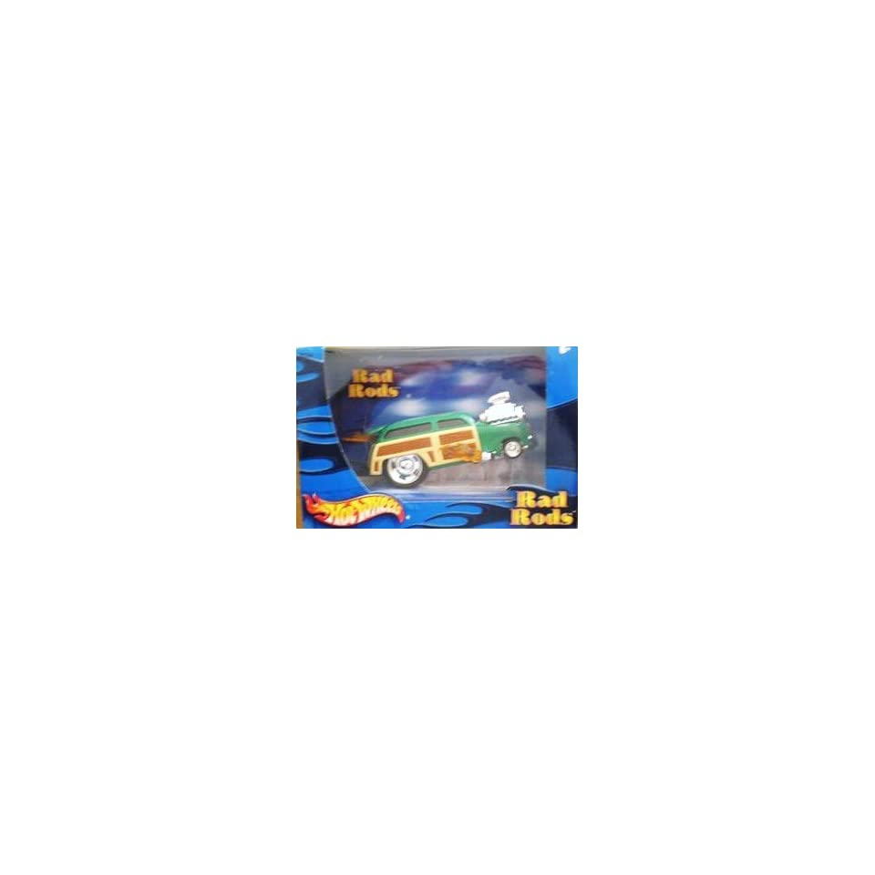 Hot Wheels Rad Rods 1950 Ford Woody