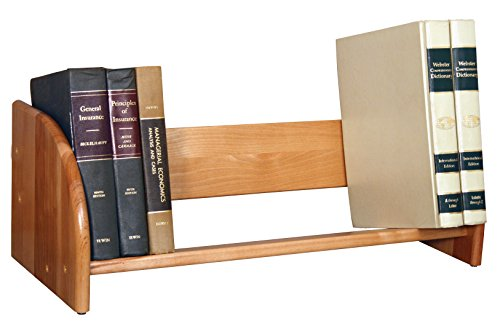 Catskill Craftsmen Tabletop Book Rack, Natural Finish