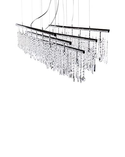 Control Brand The Almere 7-Light Pendant Lamp, Clear